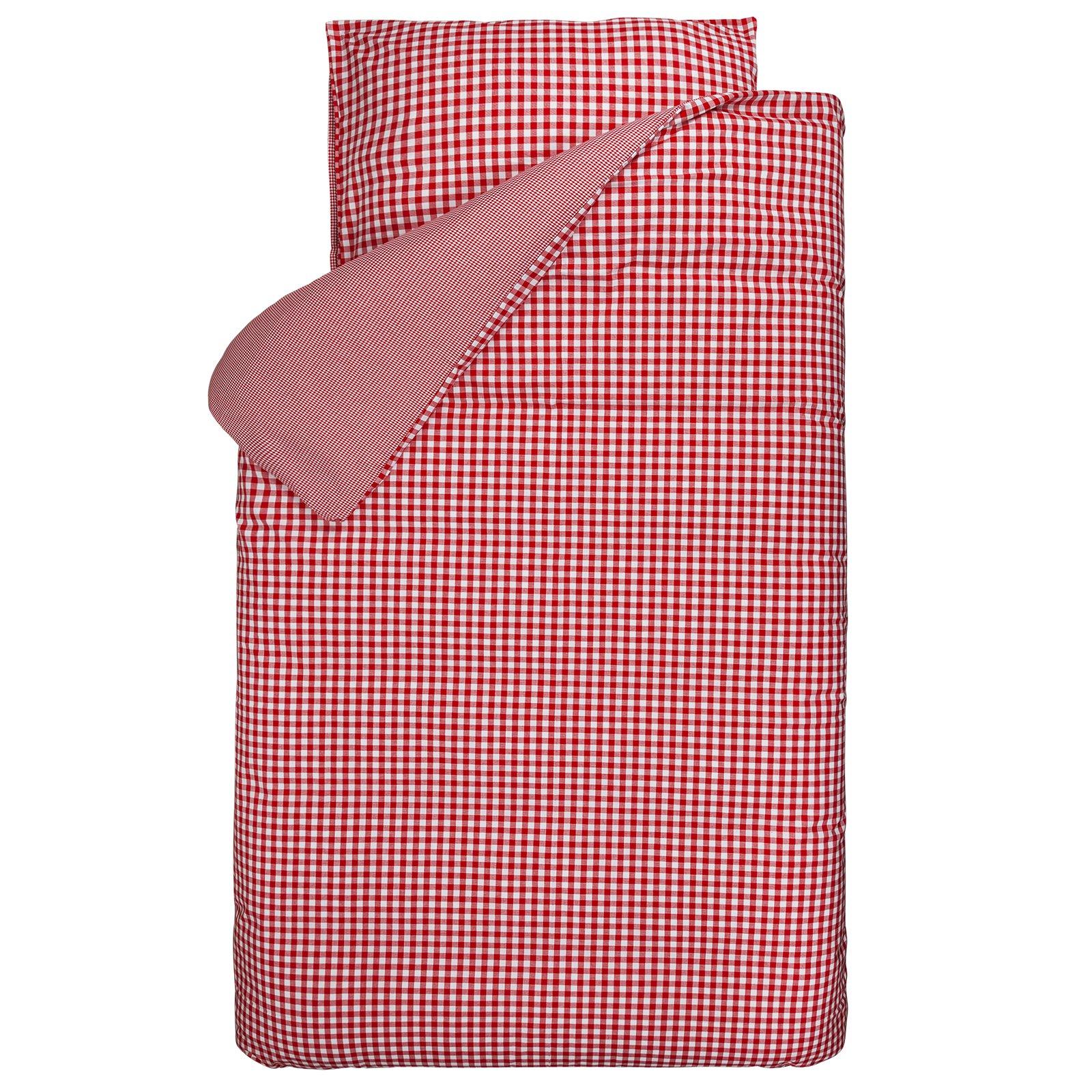 dekbedovertrek BB rood 140×220