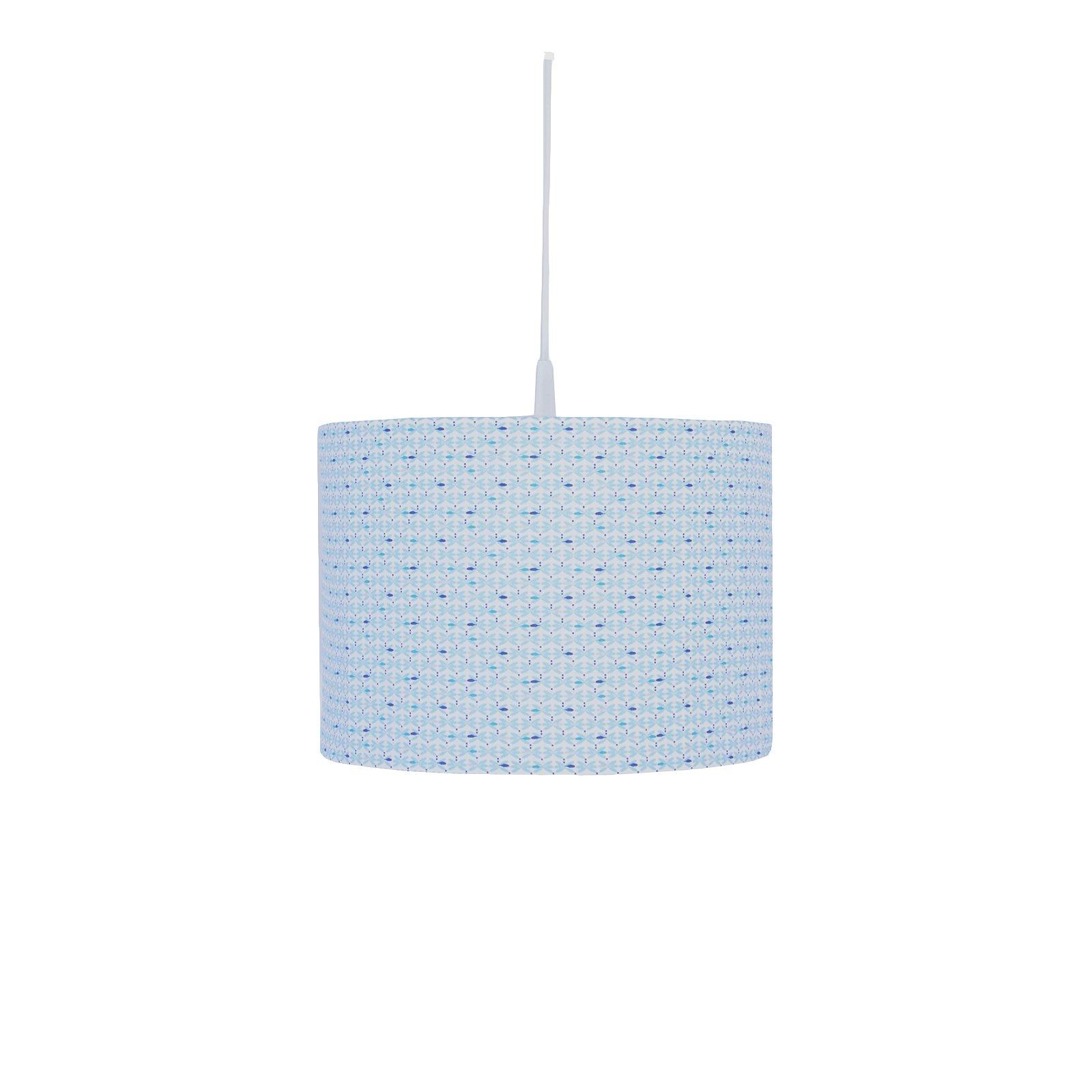 hanglamp Babette blue