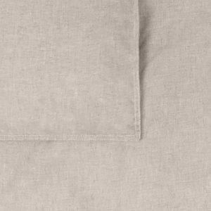 BB119302 Dekbedovertrek ledikant 100x135 Bo zand - detail