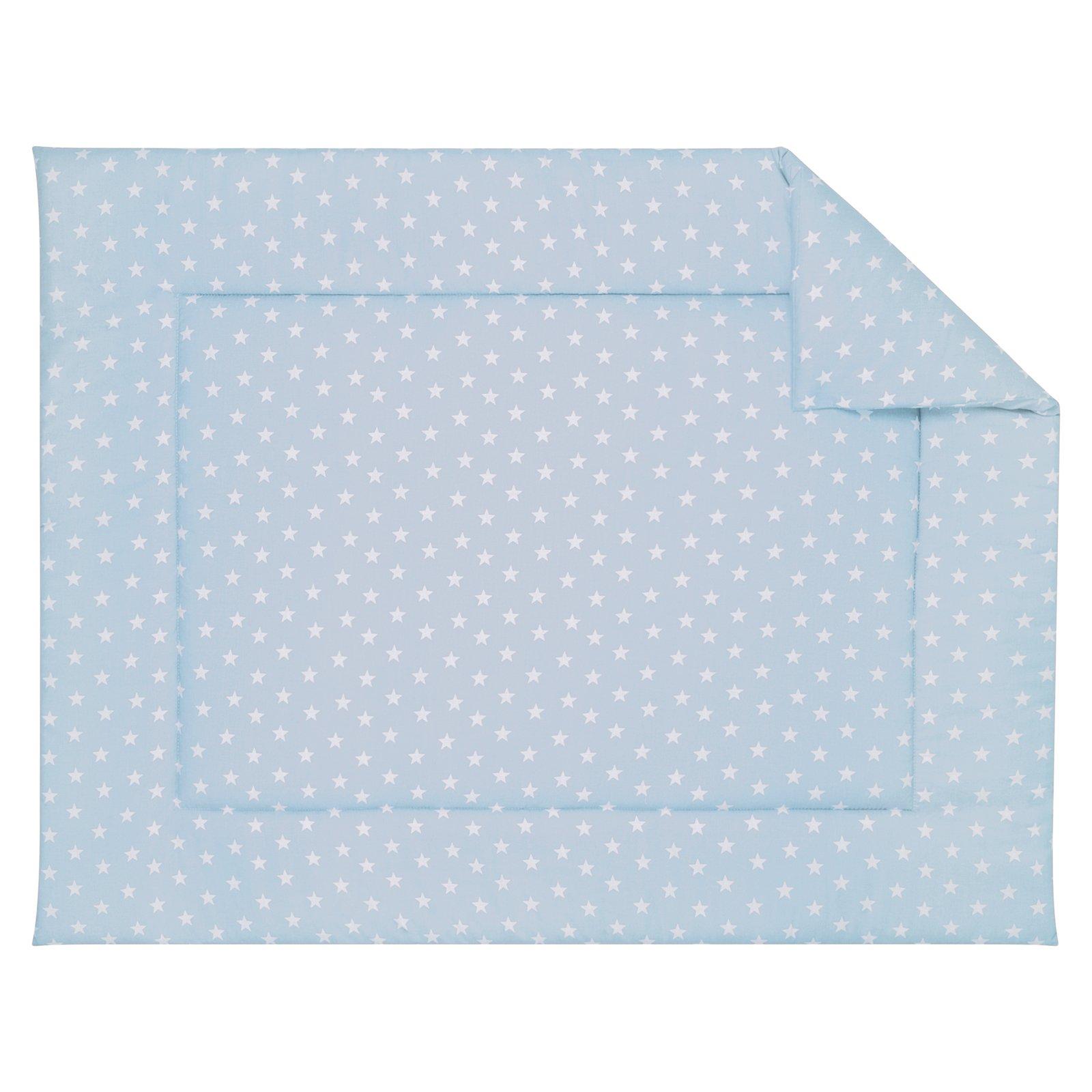 boxkleed Stars blue