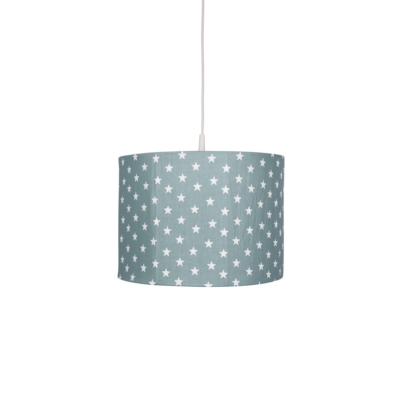 hanglamp Stars olijf