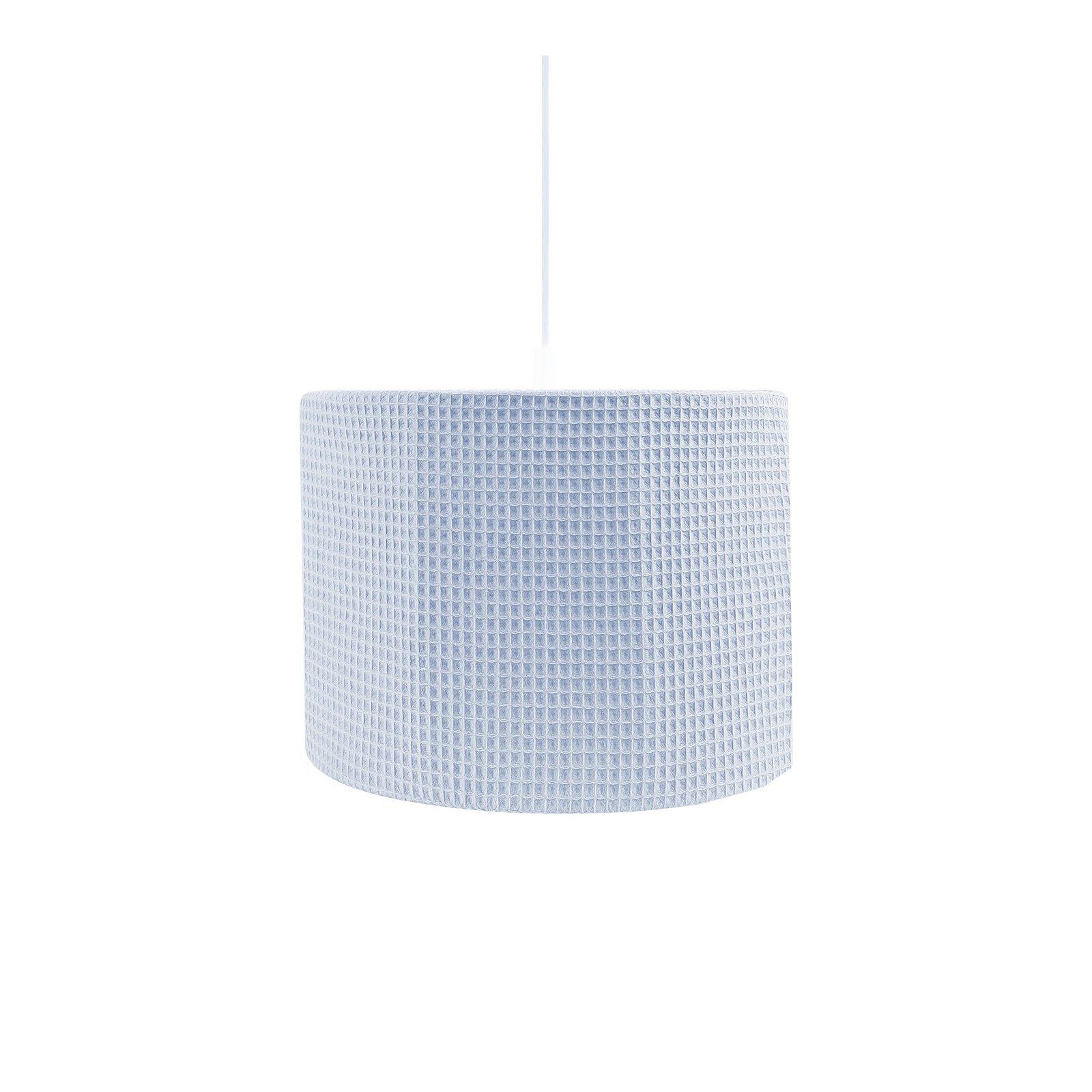hanglamp Pique blue