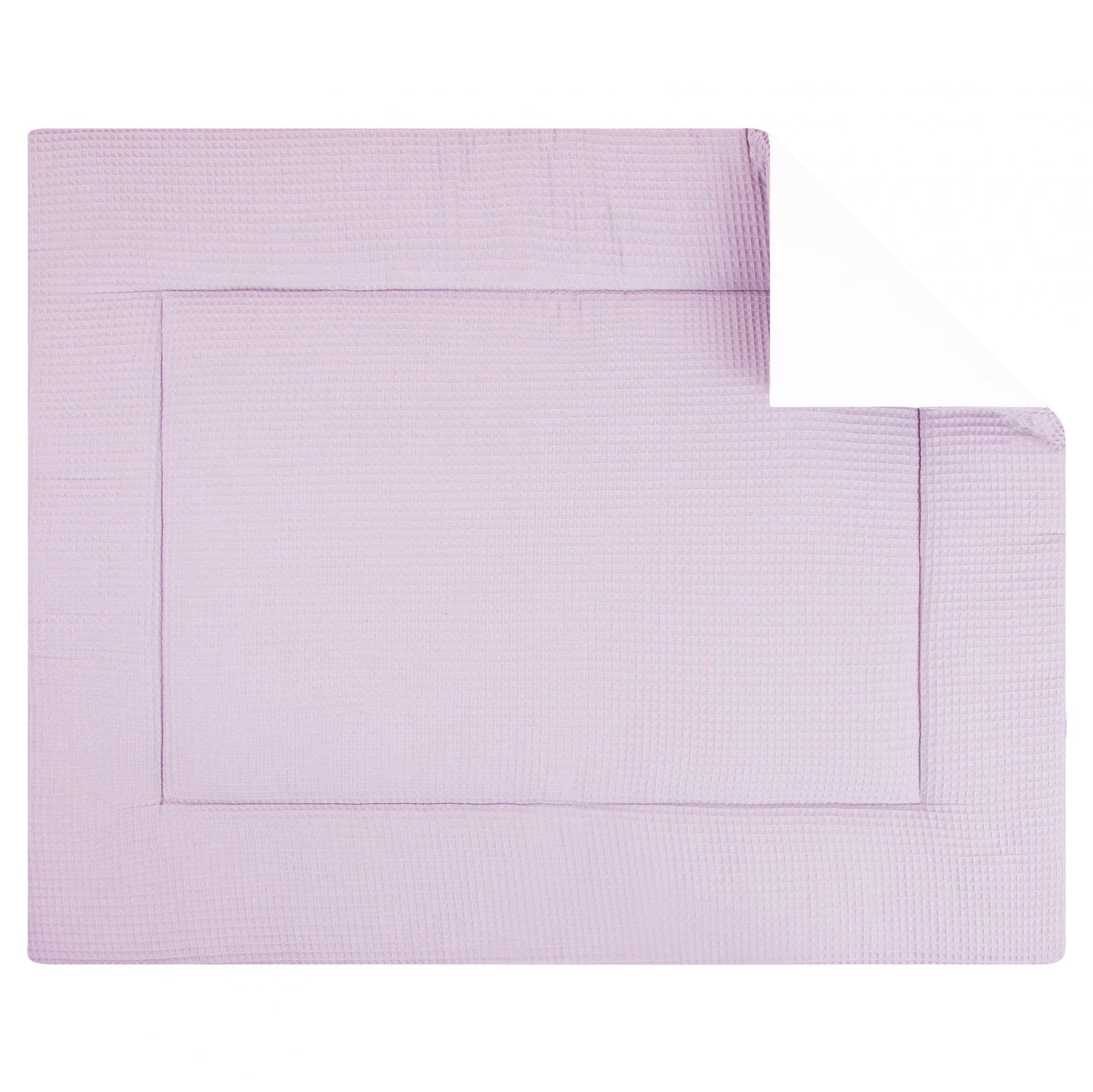 boxkleed Pique roze