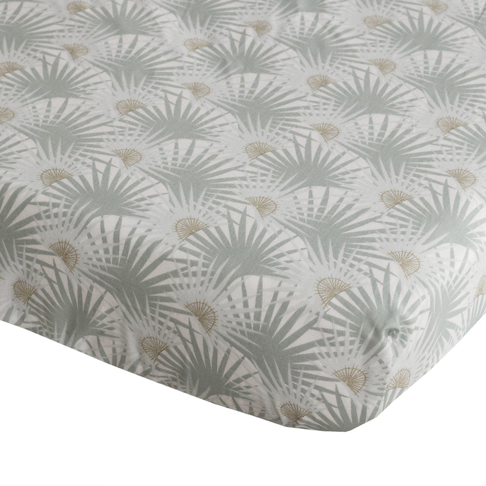 hoeslaken Palm 60×120