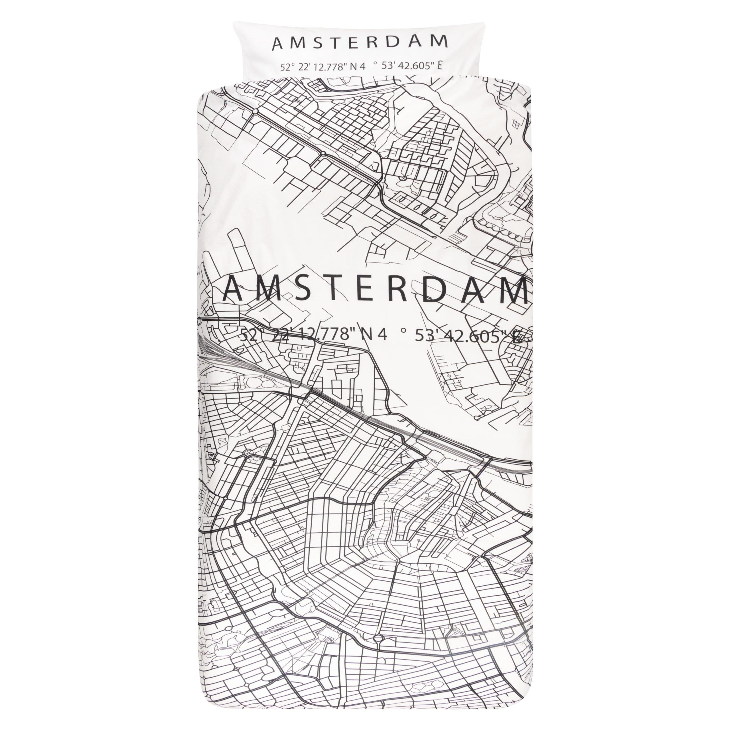 BINK city DBO Amsterdam140x200/240 + sloop 1x 60x70