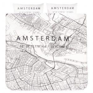 BINK city DBO Amsterdam 240x200/240 + sloop 2x 60x70