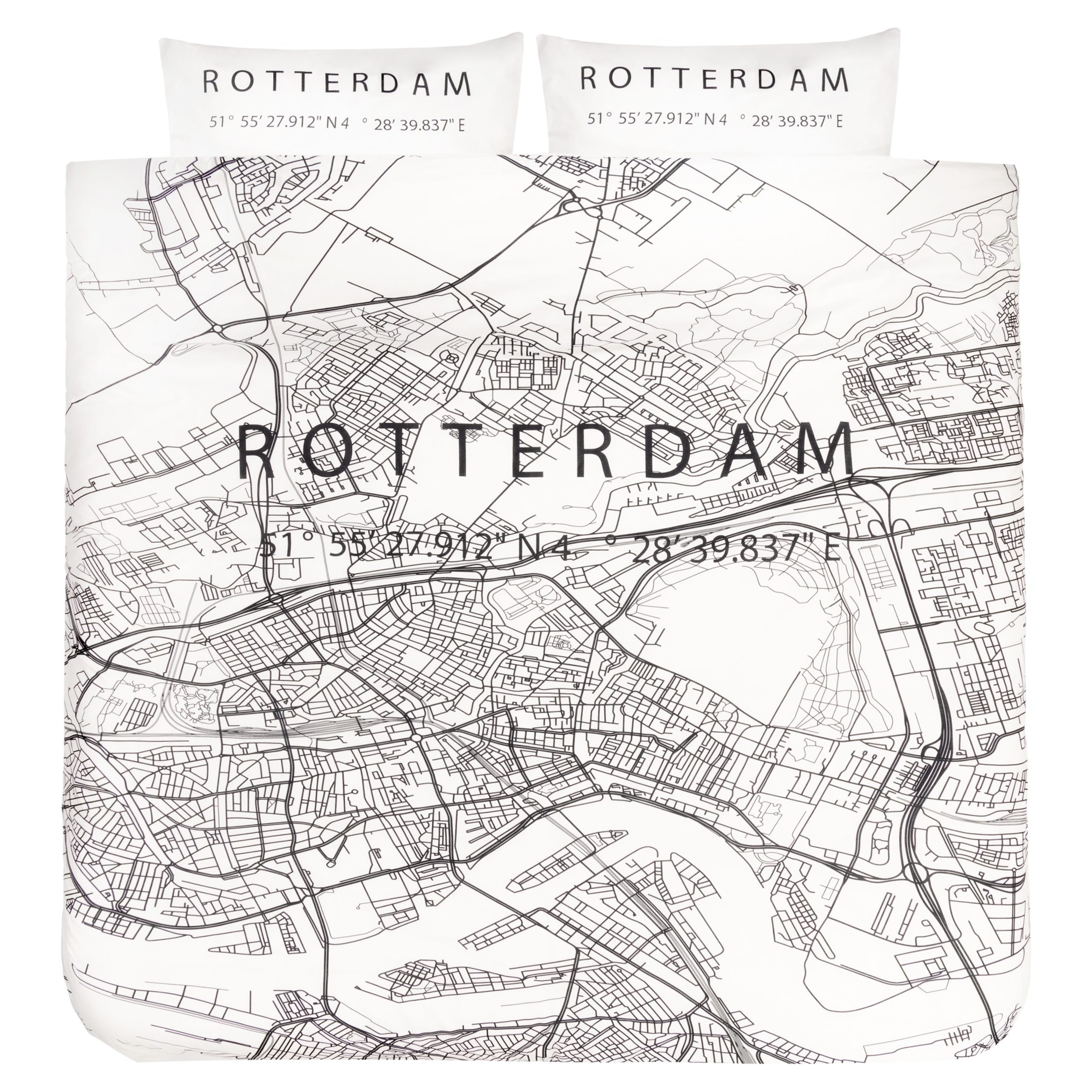 BINK city DBO Rotterdam 200x200/240 + sloop 2x 60x70